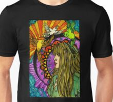 Three Birds of Rhiannon Unisex T-Shirt