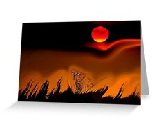 ARES DESTRUCTION~ Greeting Card