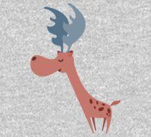 Pink Deer Kids Tee
