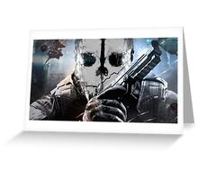 Call of Duty - Soldier - Black Ops - Modern Warfare - Ghost Greeting Card
