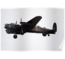 Avro Lancaster B.1 Poster