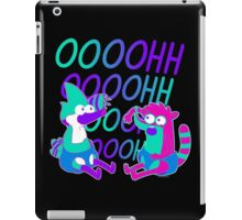 Baby Bros Mordecai and Rigby iPad Case/Skin