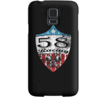 Fifty Eight Racing Samsung Galaxy Case/Skin