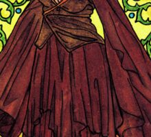 Earth Goddess Sticker