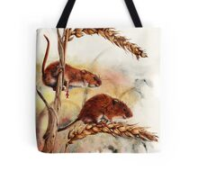 Harvest Gold Tote Bag
