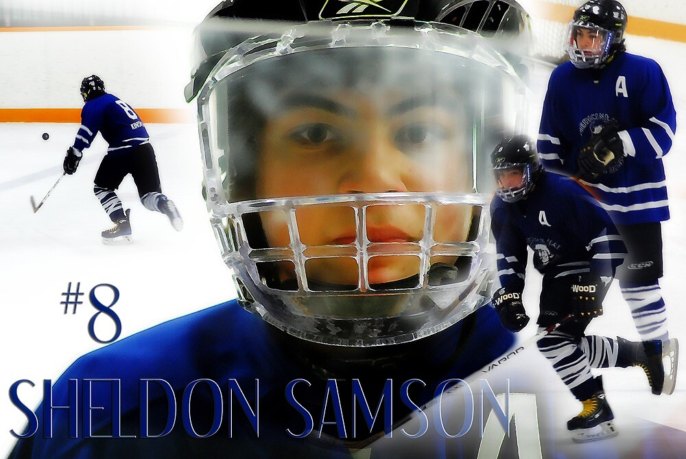 Samson by Tracy Deptuck