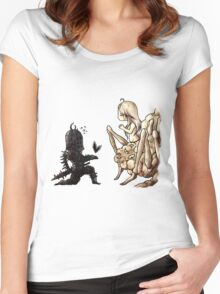 My Fair Lady Women's Fitted Scoop T-Shirt