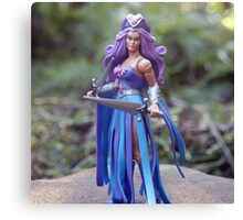 Masters of the Universe Classics - Spinnerella Canvas Print