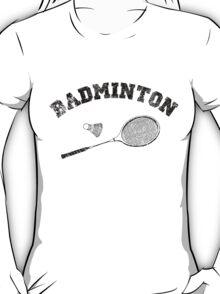 Vintage Badminton T-Shirt