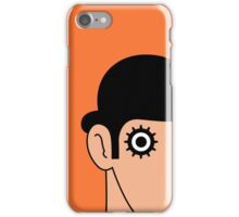 Clockwork Orange iPhone Case/Skin