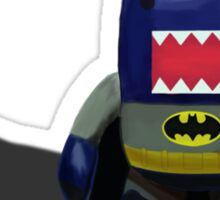 Domo Kun Batman Sticker