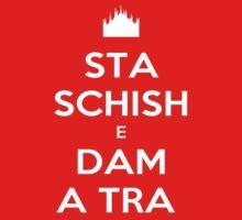 Sta Schish e Dam A Tra  by DanDav