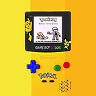 Gameboy Color by Gabriel Barahona