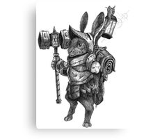 Screwloose Tinkerer Canvas Print