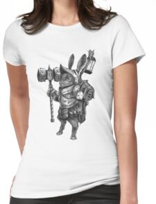 Screwloose Tinkerer Womens Fitted T-Shirt