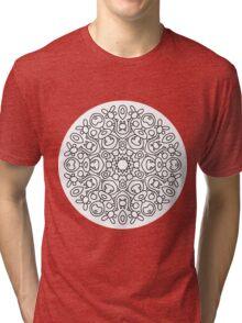 Mandala 26 Tri-blend T-Shirt
