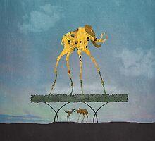 Dalimt Prehistoric Fantasy by Paula Belle Flores