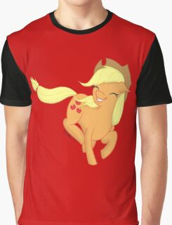 Apple horse no background Graphic T-Shirt