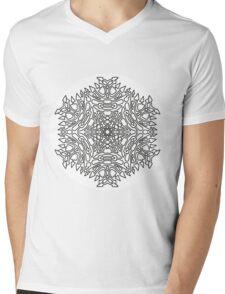 Mandala 73 Mens V-Neck T-Shirt