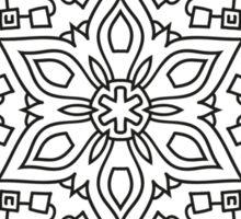 Mandala 93 Sticker