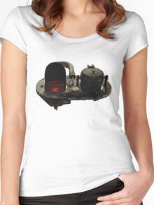 Trainlight Women's Fitted Scoop T-Shirt