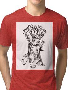 Boots Tri-blend T-Shirt