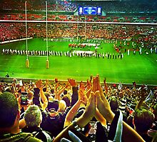 Wembley Stadium London England by EyeGrabber