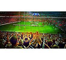 Wembley Stadium London England Photographic Print