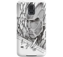 Colossus Titan Samsung Galaxy Case/Skin