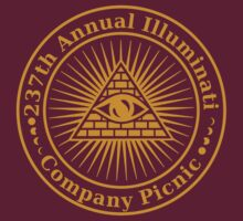 Illuminati Company Picnic by David Ayala