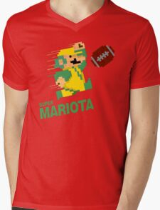 Super Mariota Mens V-Neck T-Shirt