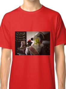 Christmas is for Hugs Classic T-Shirt