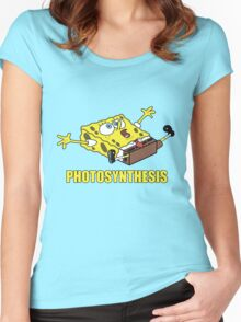 Photosynthesis! Photosynthesis... Women's Fitted Scoop T-Shirt