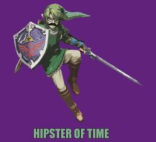 Link, the Hipster of Time by SqueegeeLuigi