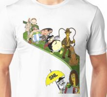 Cartoon Composition Unisex T-Shirt