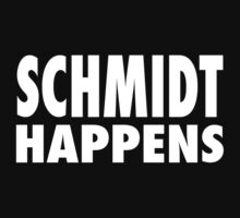 Schmidt Happens by newgirlfans