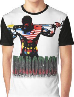 smash terrorism Graphic T-Shirt
