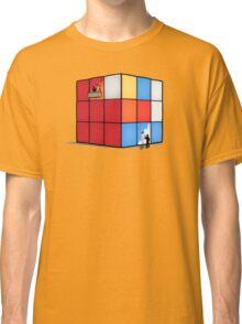 Solving the cube Classic T-Shirt