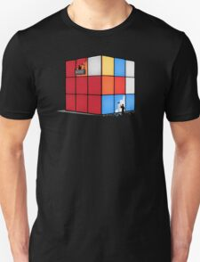 Solving the cube T-Shirt