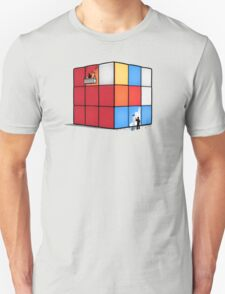Solving the cube T-Shirt