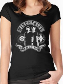 Sons of Winchester Women's Fitted Scoop T-Shirt