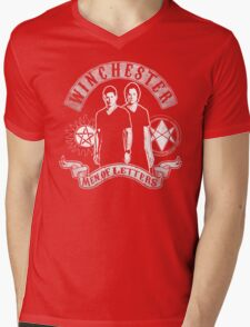 Sons of Winchester Mens V-Neck T-Shirt