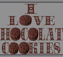 ?•°I LOVE CHOCOLATE COOKIES•? by ✿✿ Bonita ✿✿ ђєℓℓσ