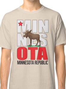 Minnesota Republic Twin Cities Edition Classic T-Shirt