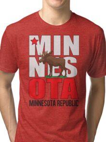 Minnesota Republic Twin Cities Edition Tri-blend T-Shirt