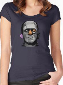 Mr Frankie Head Women's Fitted Scoop T-Shirt