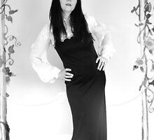 Rachel as Jane Seymour  by LadyLuckOfBoise