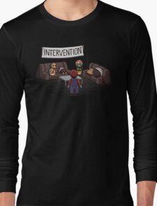 Intervention Long Sleeve T-Shirt
