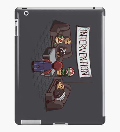 Intervention iPad Case/Skin