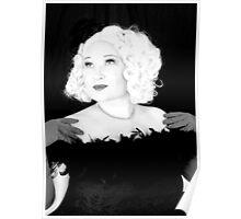 Renee as Mae West Poster